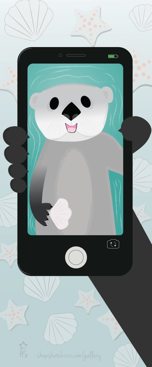 You Otter Be In Pictures! - image 1 - student project
