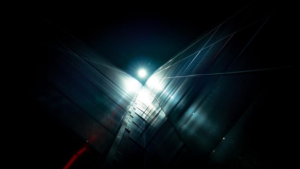 Götenborg at night - image 2 - student project