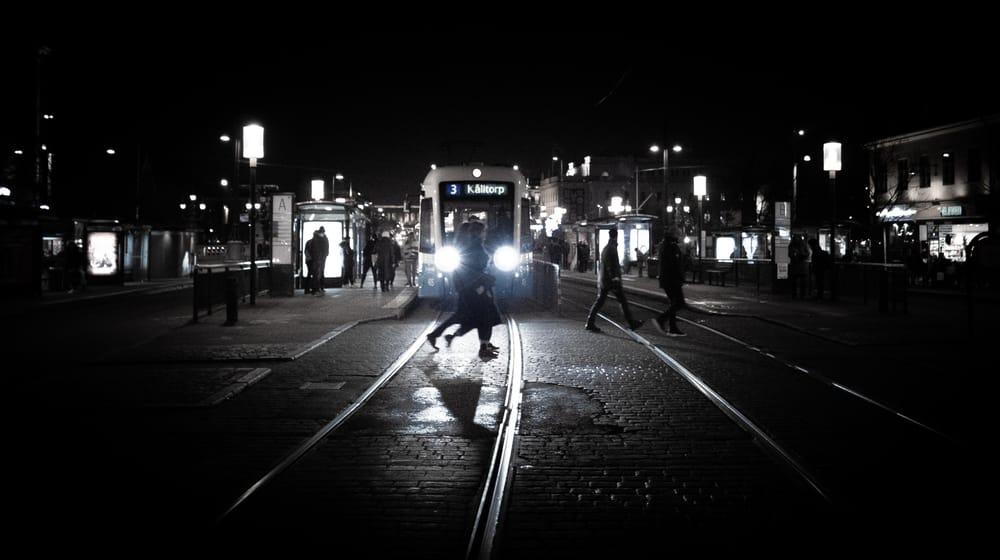 Götenborg at night - image 3 - student project