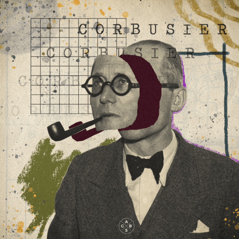 Le Corbusier Collage - image 1 - student project