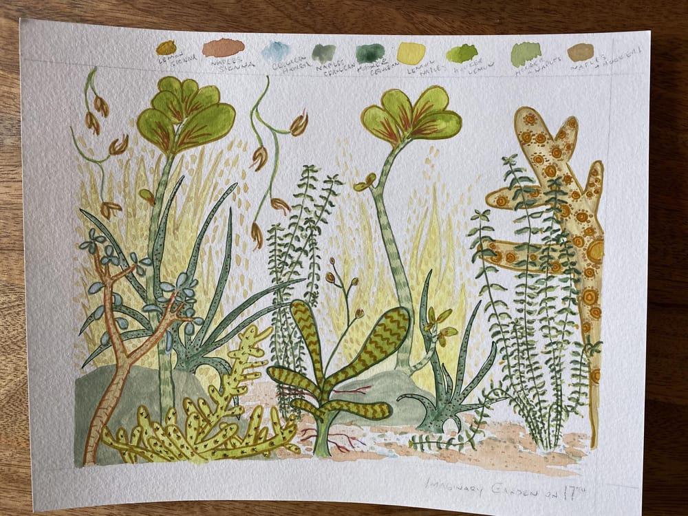 Imaginary Botanic Garden - image 3 - student project