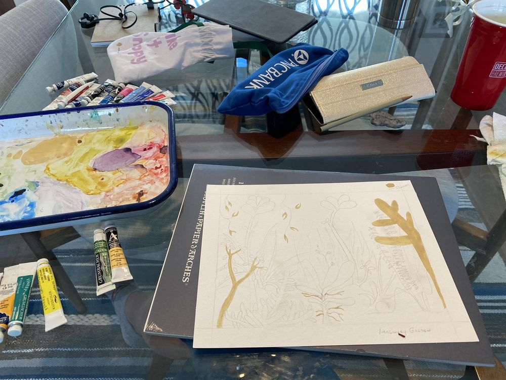 Imaginary Botanic Garden - image 2 - student project