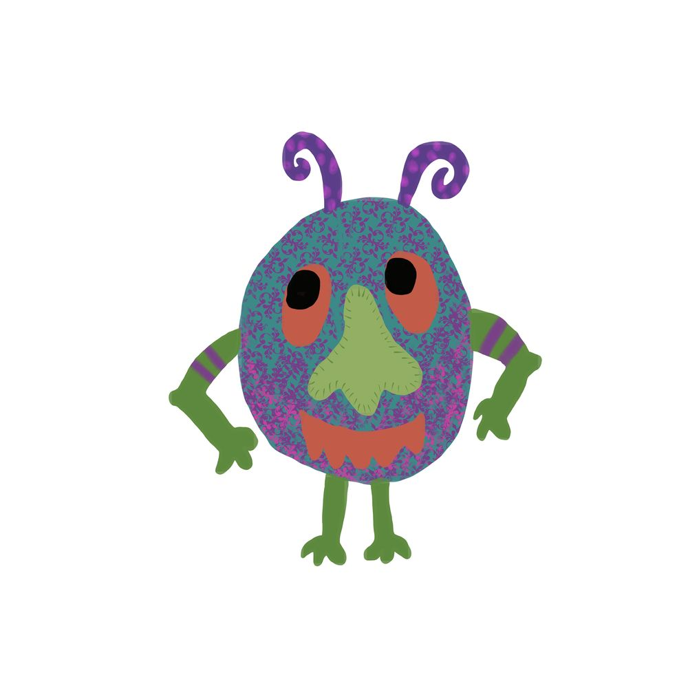 A Couple of Monsters - image 2 - student project