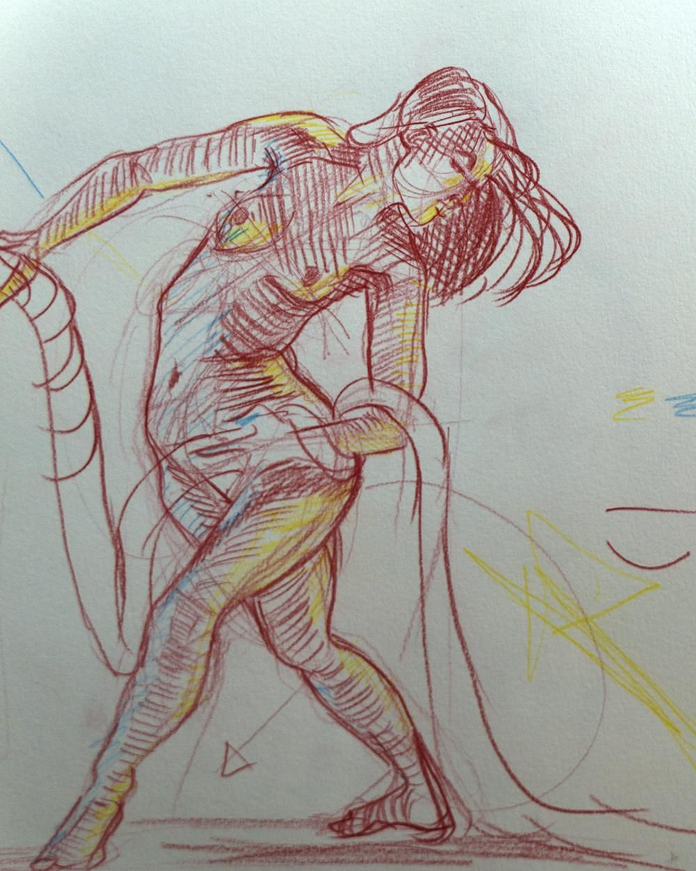Figure Drawing - Sample Project! - image 7 - student project