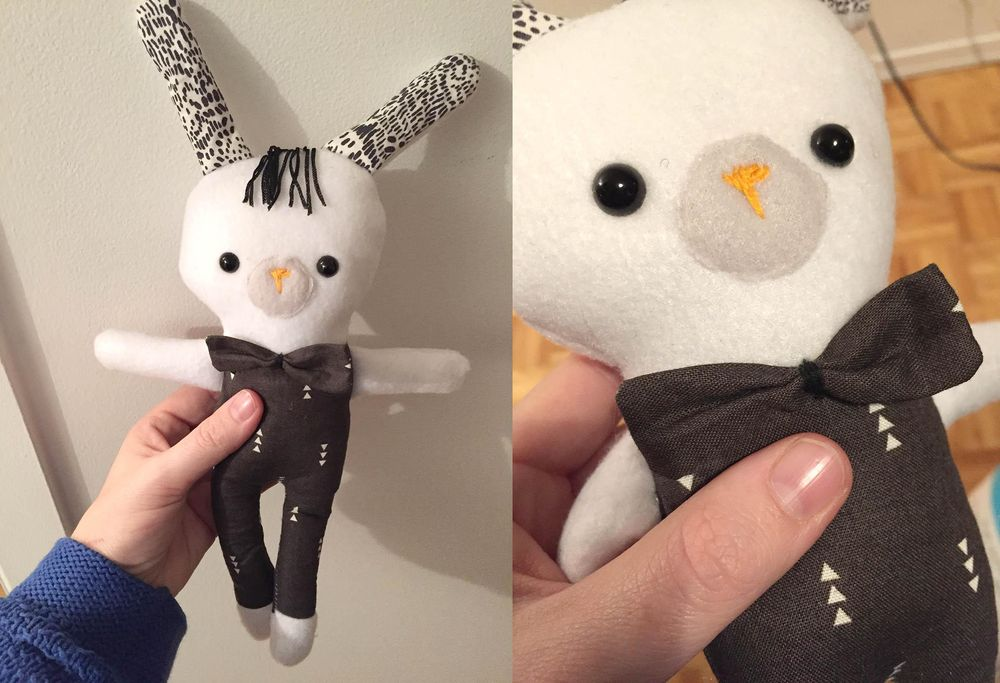 Luke - The bunny - image 1 - student project