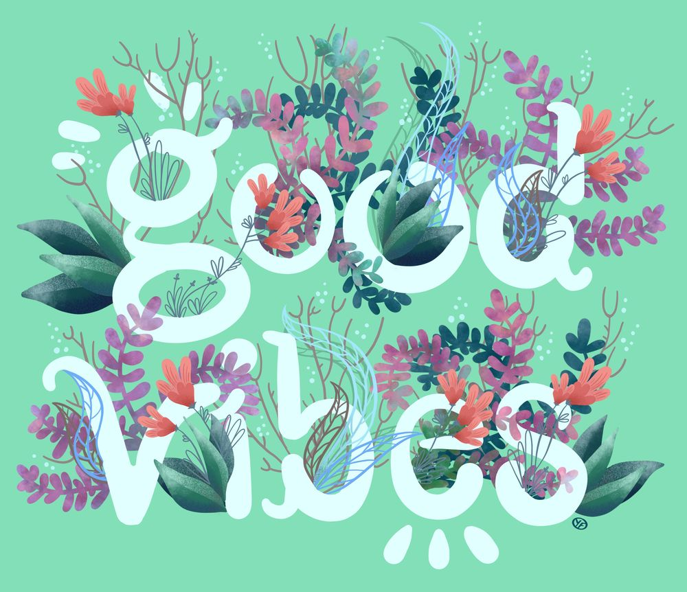 Good Vibes - image 1 - student project