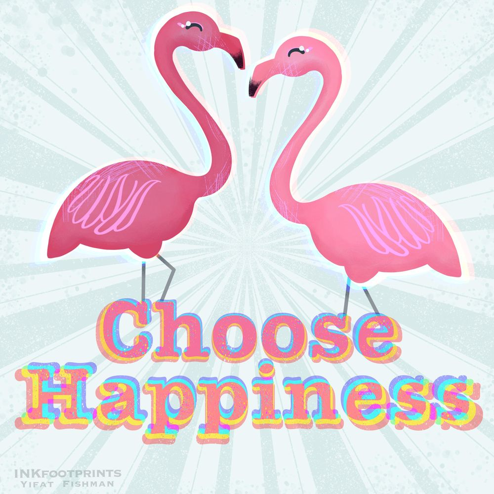 Choose Happiness - image 1 - student project