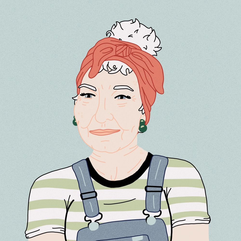 Exploring portrait illustration - image 3 - student project