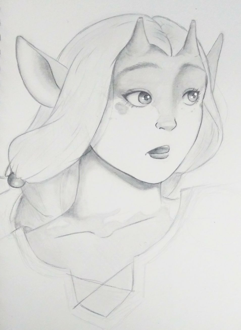 Character Ilustration - image 1 - student project