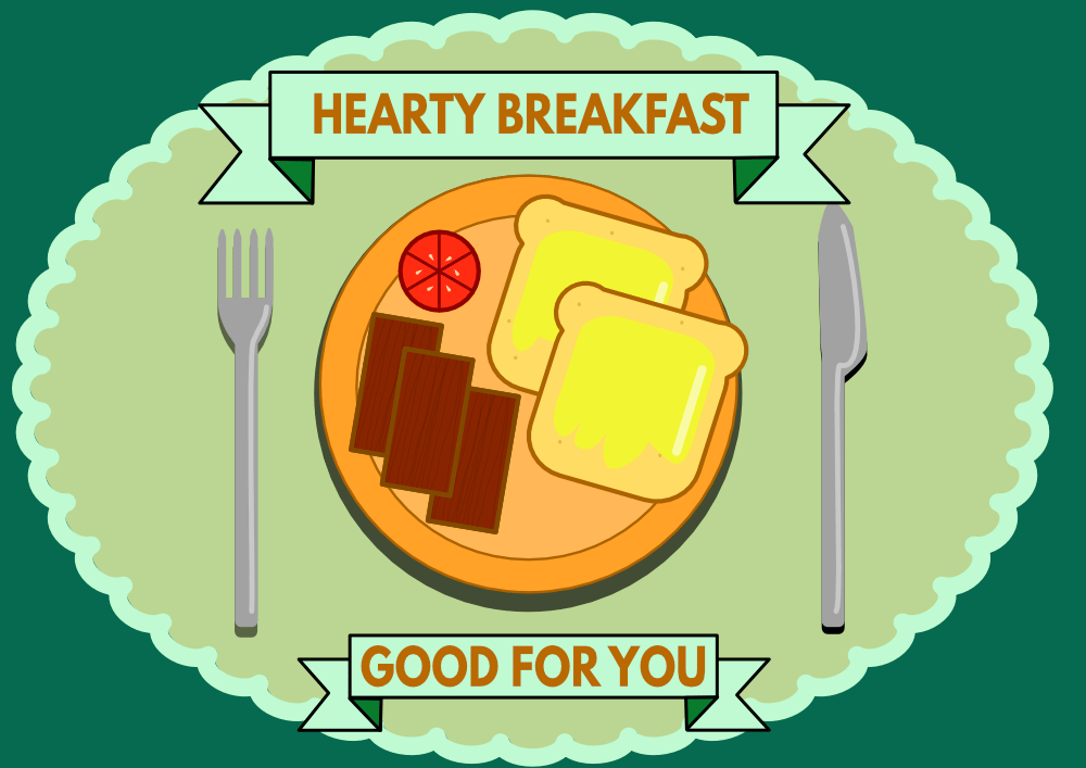 Hearty Breakfast - image 1 - student project