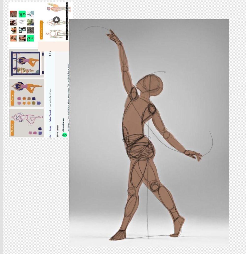 Elaine Bozza @ebozzastudio - image 3 - student project