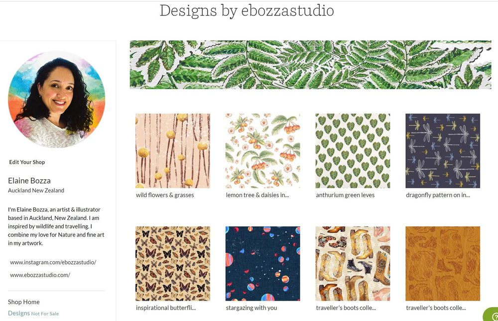Elaine Bozza @ebozzastudio - image 1 - student project
