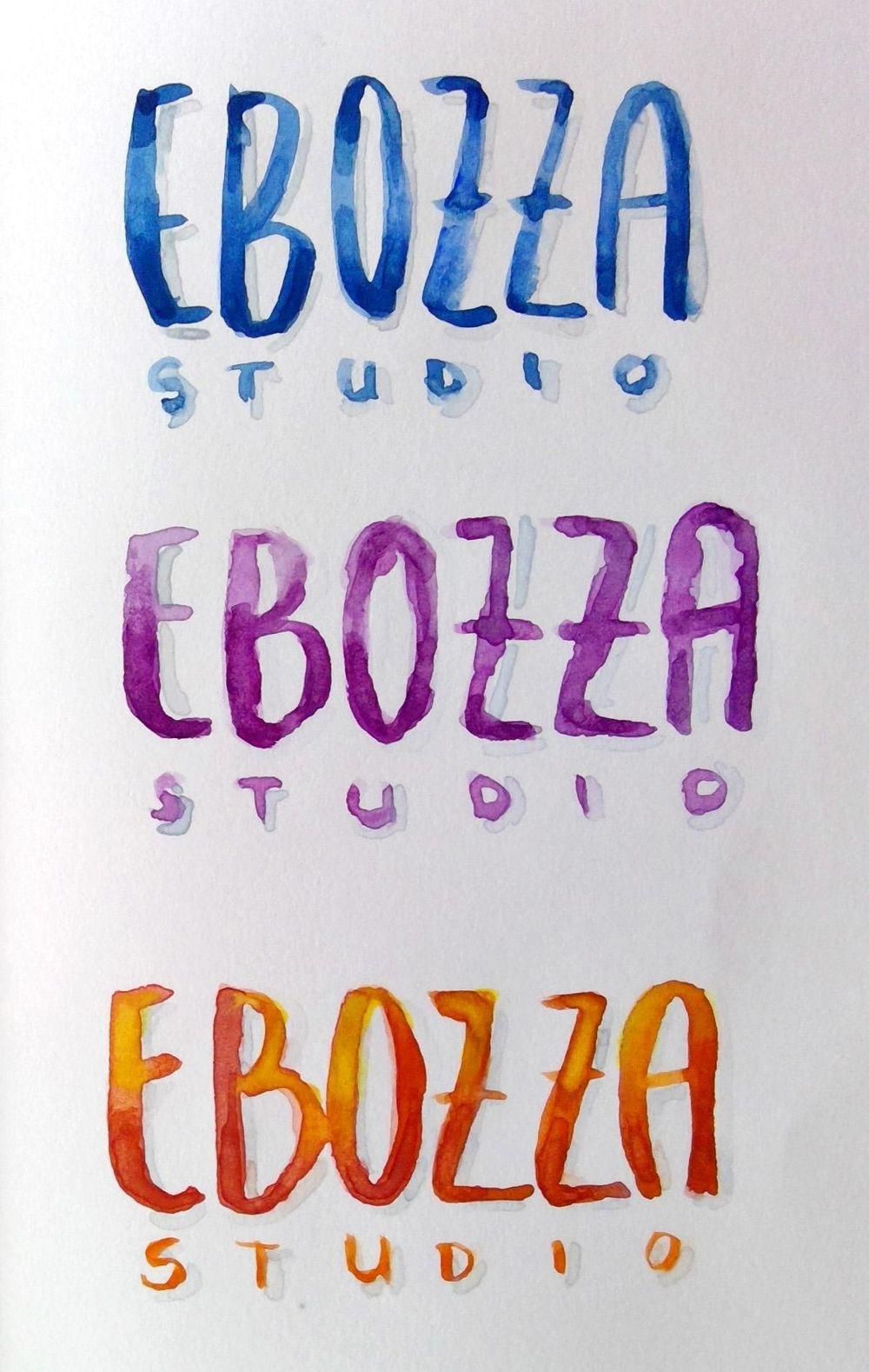 Elaine Bozza (@ebozzastudio logo) - image 1 - student project