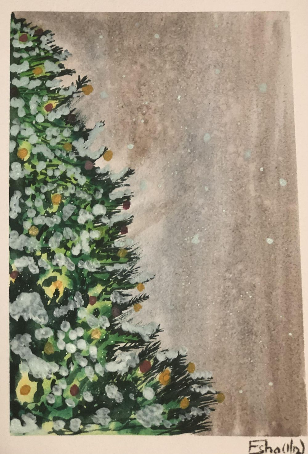 2020 Christmas - image 3 - student project