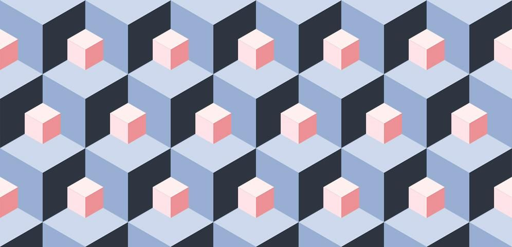Multicolored, Offset Pattern - image 4 - student project