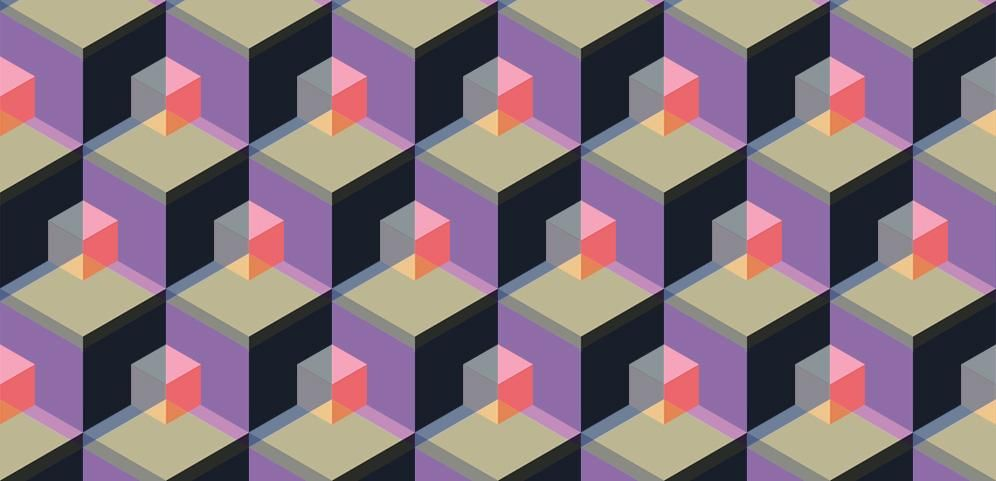 Multicolored, Offset Pattern - image 2 - student project