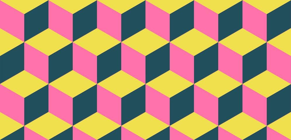 Multicolored, Offset Pattern - image 3 - student project