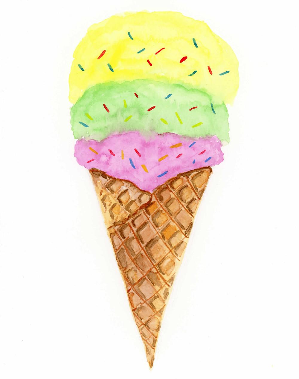 Ice Cream Fun - image 1 - student project