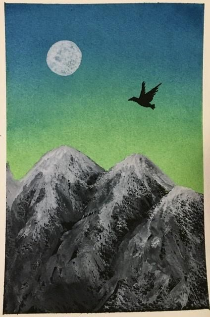 Watercolor Bird Practice - image 4 - student project