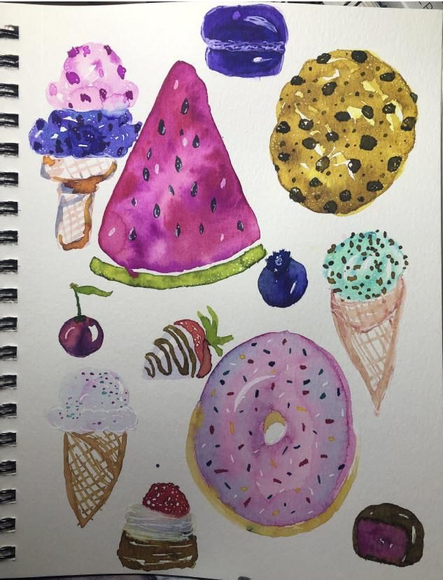Sweeties! - image 2 - student project