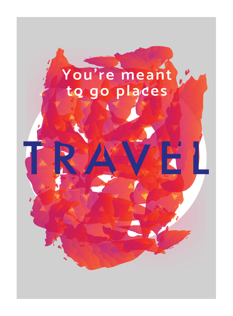 Travel Psychedelic - image 1 - student project
