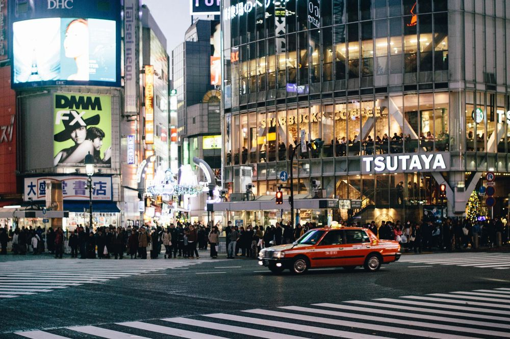Tales of Tokyo - image 8 - student project