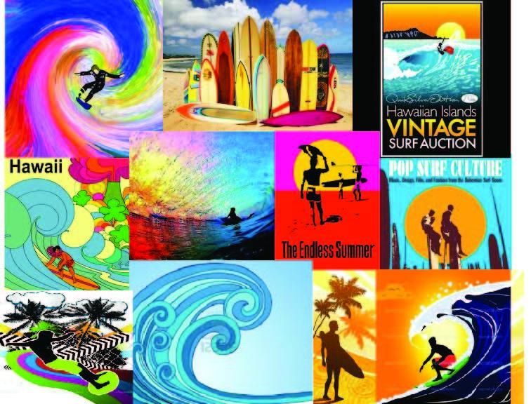 Sunscreen for the Surf Culture - image 1 - student project