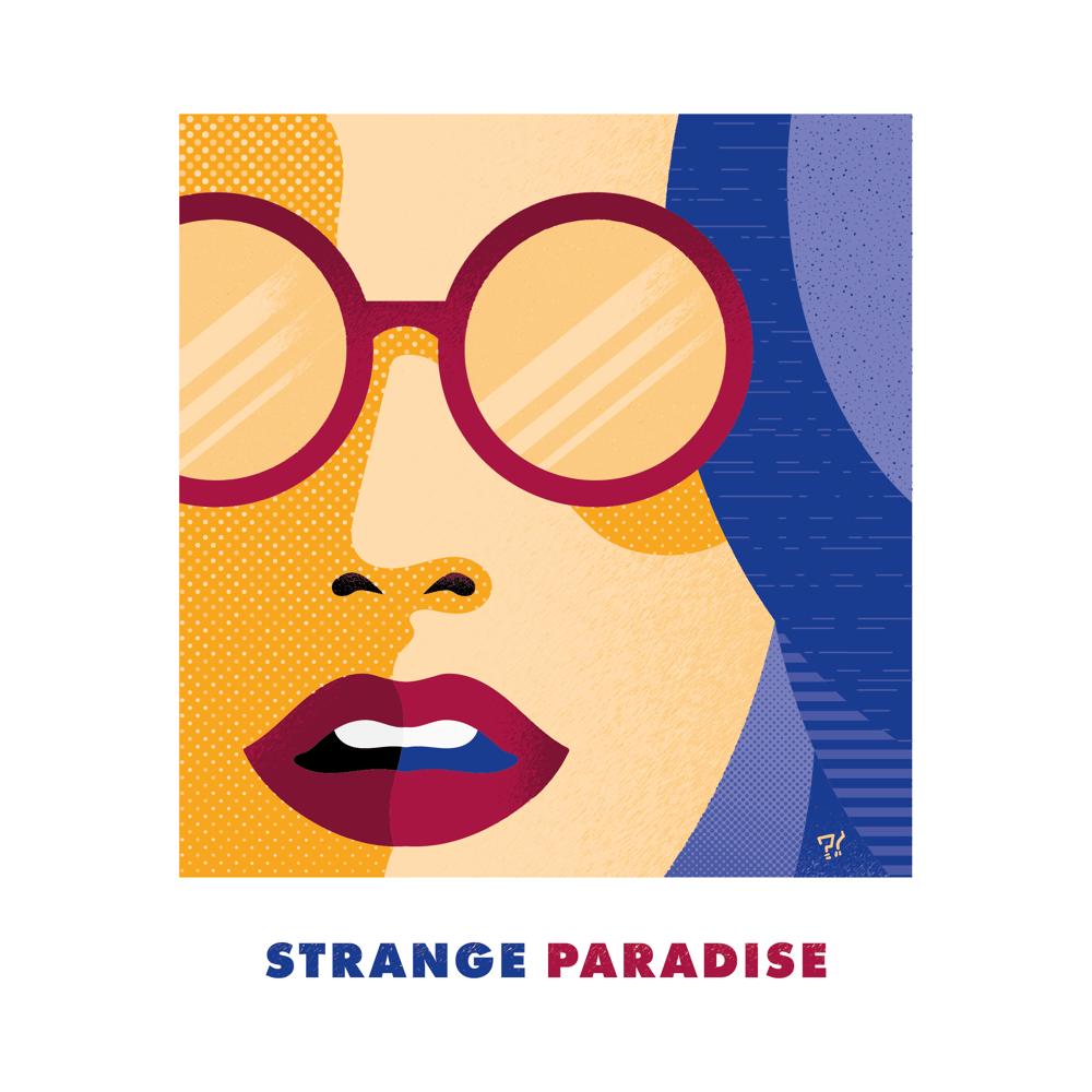 Strange Paradise - image 3 - student project