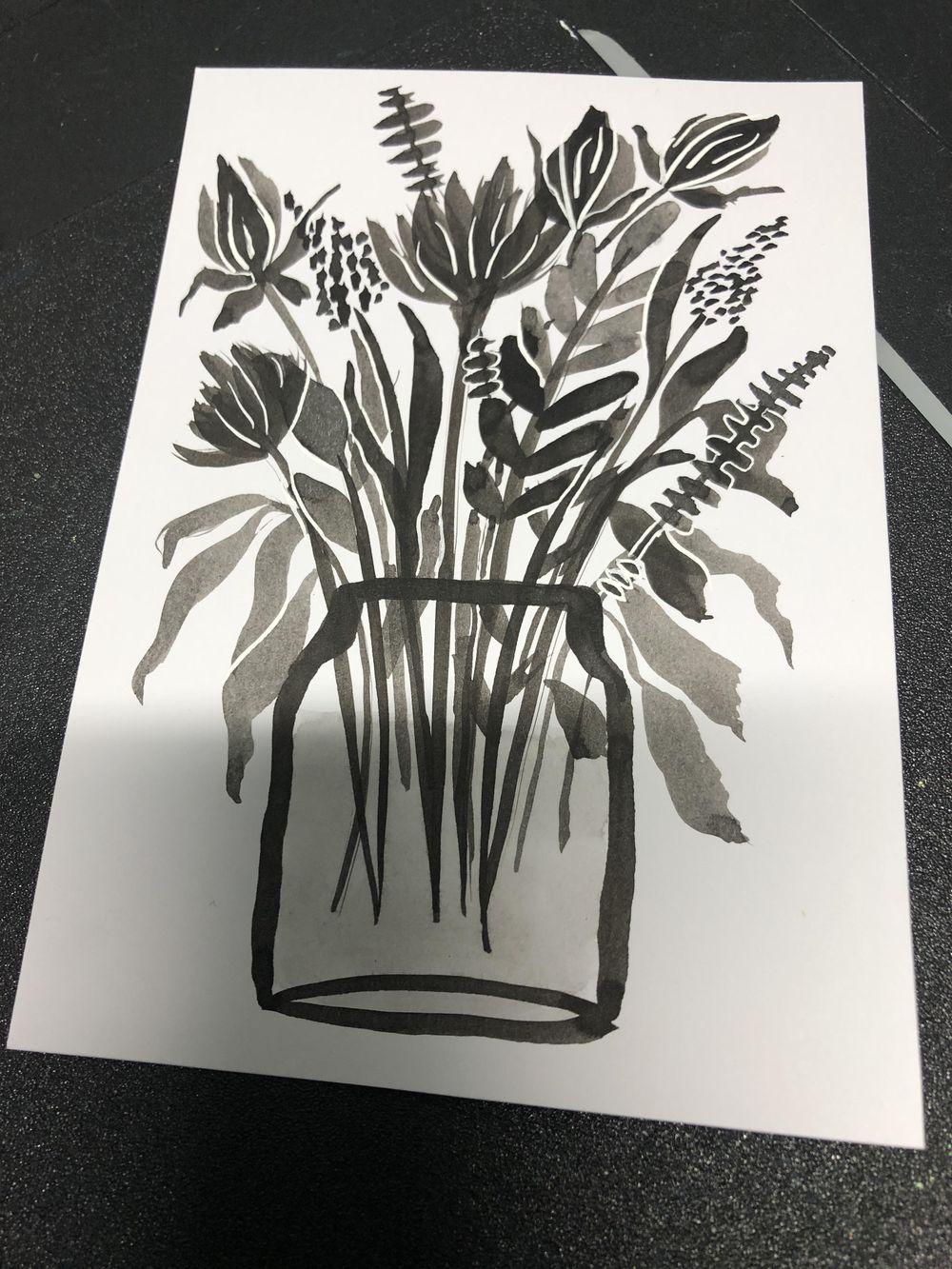 Black Botanicals - image 2 - student project