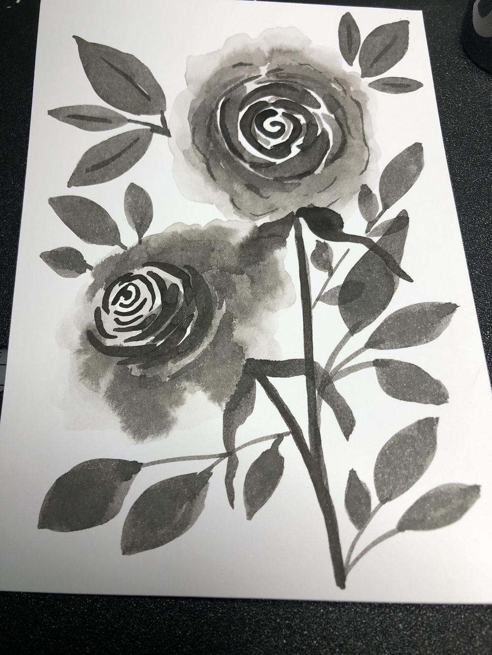 Black Botanicals - image 1 - student project