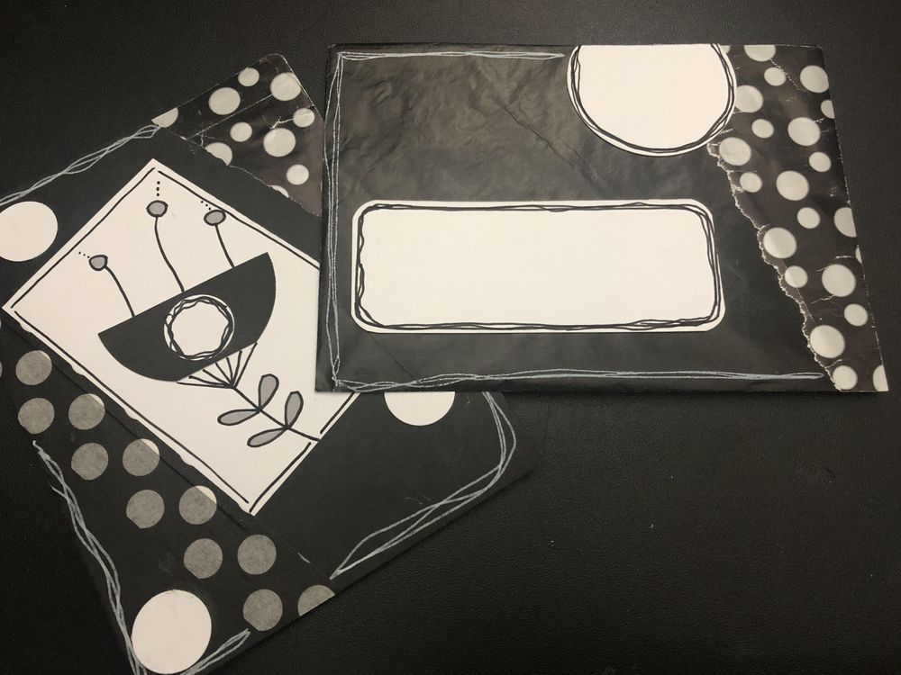 Snail Mail Revolution: One Envelope at a Time - image 3 - student project