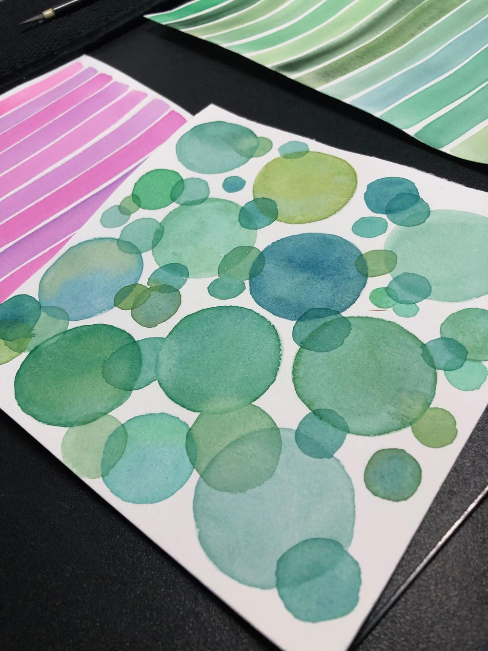 Watercolor Workout - image 10 - student project