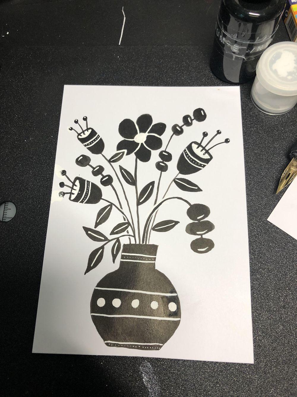 Black Botanicals - image 3 - student project