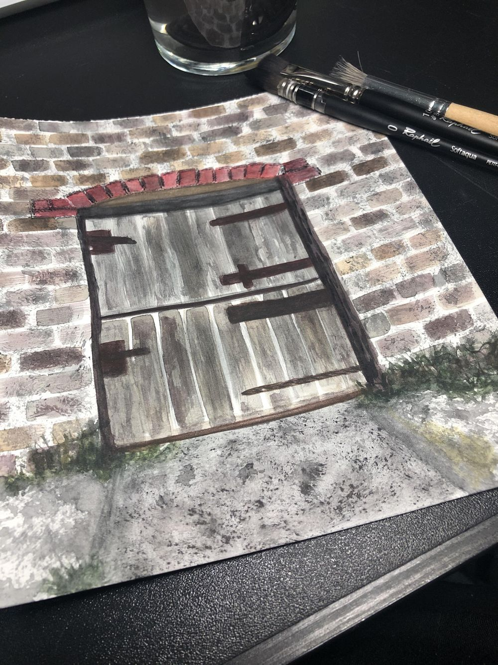 Watercolor Workout - image 1 - student project