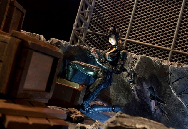 Action Figure Photography - image 4 - student project