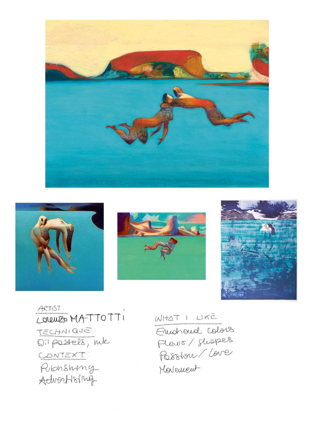 The style class. Exercises and Project Plan - image 2 - student project