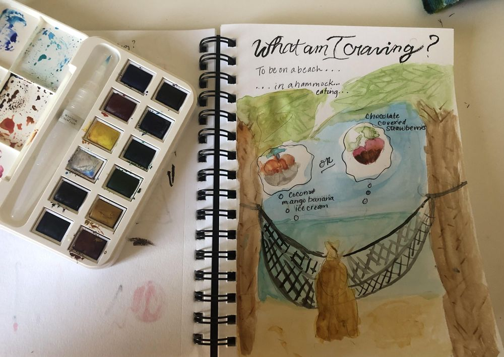 14 Day Journaling Prompts - image 5 - student project