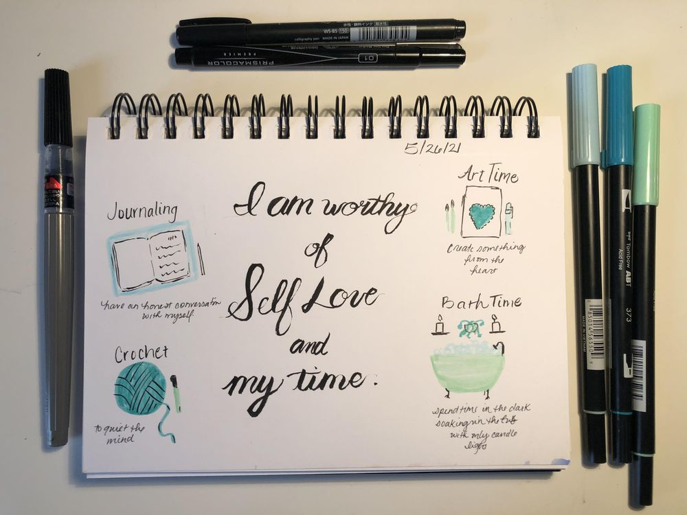 14 Day Journaling Prompts - image 3 - student project