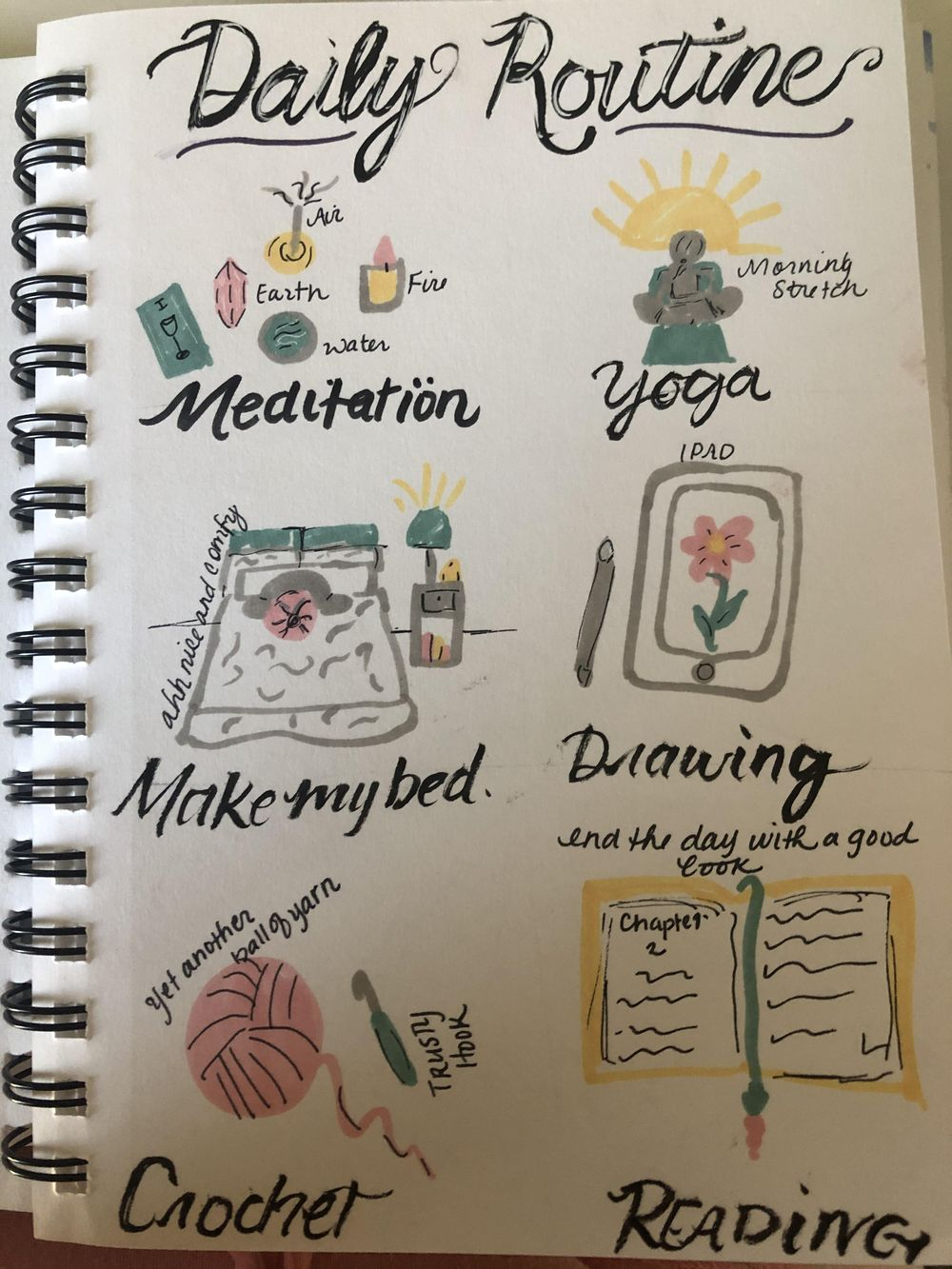 14 Day Journaling Prompts - image 6 - student project