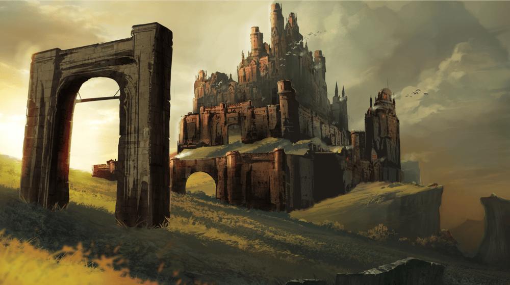castle - image 1 - student project