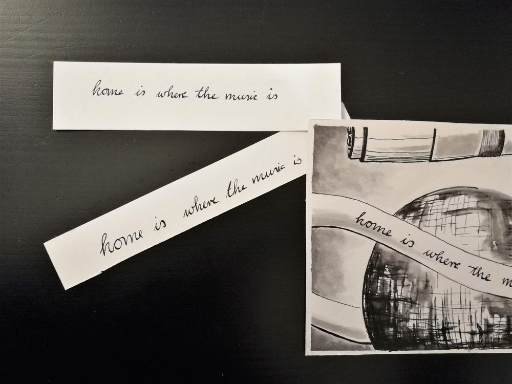 home is... - image 5 - student project