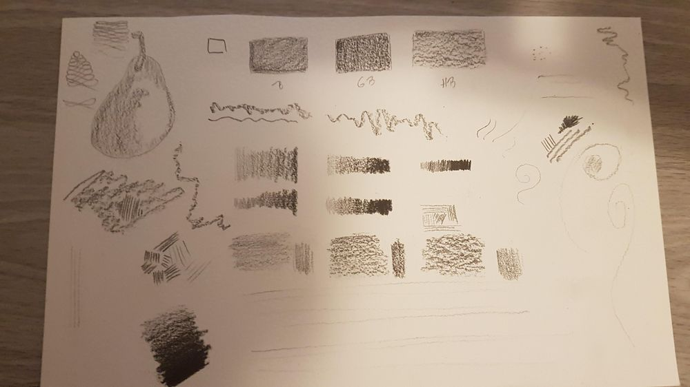 Pencil Marks - image 1 - student project