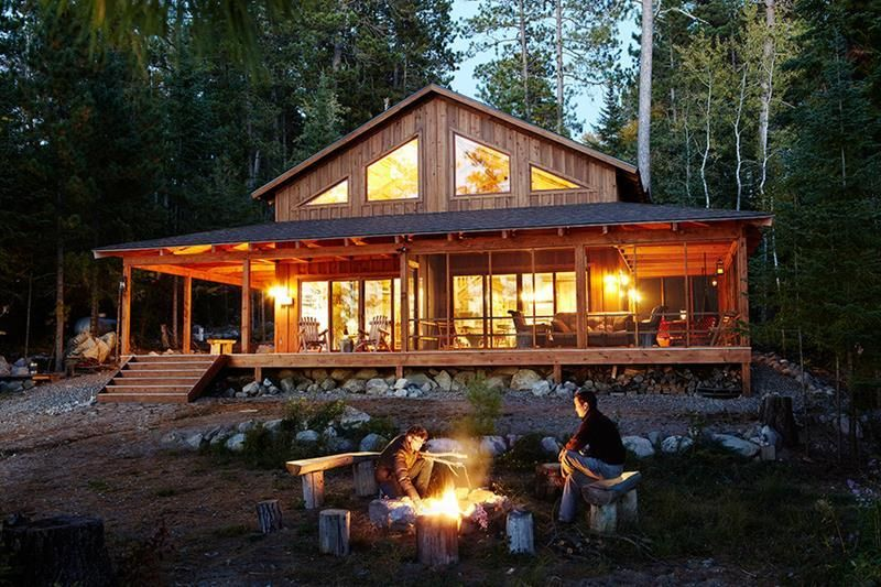 Dream log cabin! - image 5 - student project