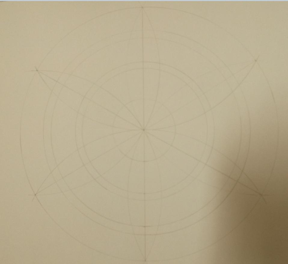My first mandala - image 1 - student project