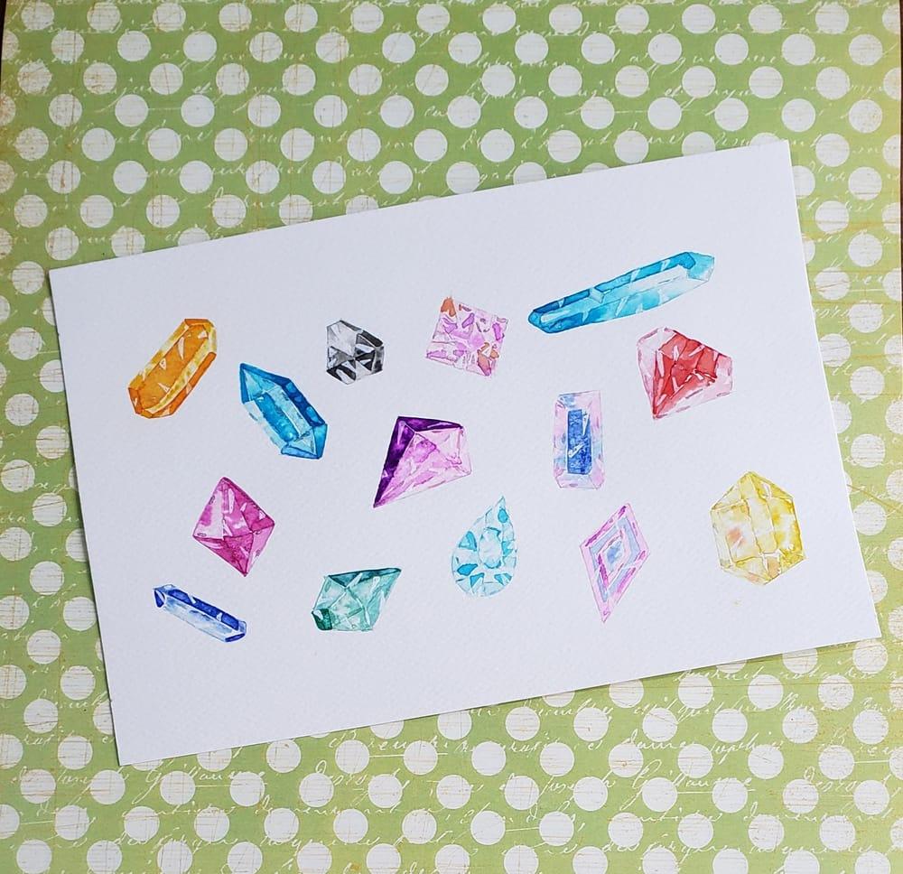 ¡Piedras Preciosas! - image 1 - student project
