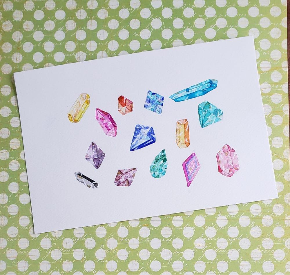 ¡Piedras Preciosas! - image 2 - student project