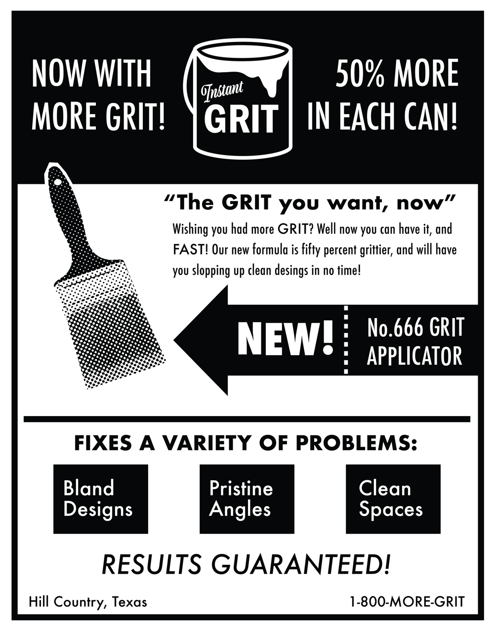 Instant Grit - image 1 - student project