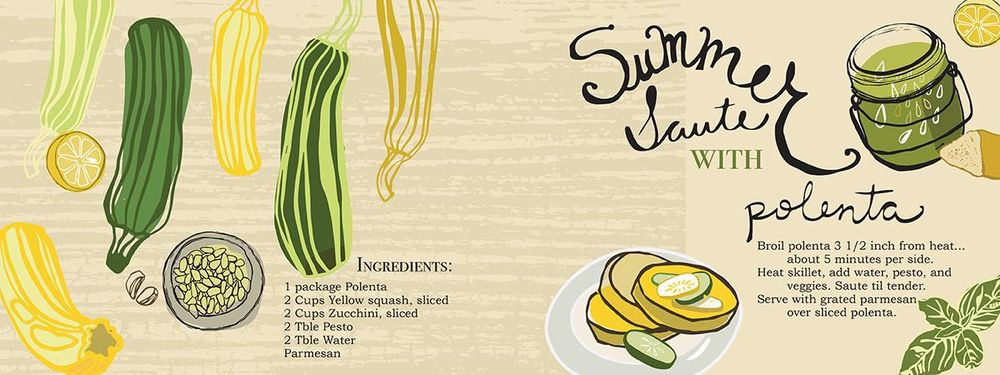 Summer Saute - image 6 - student project