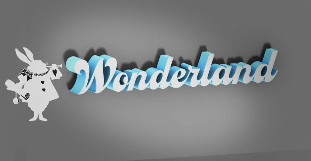 Wonderland - image 1 - student project