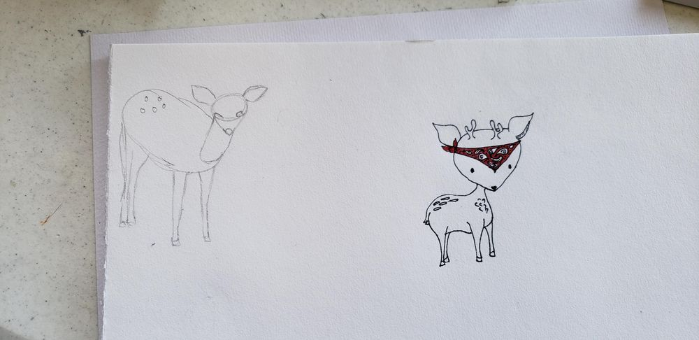 Drawing cute animals with Hay - image 4 - student project
